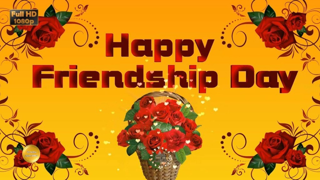 Greetings for Friendship Day