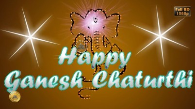Greetings for Ganesh Chaturthi festival.