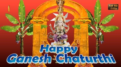 greetings for Ganesh Chaturthi festival
