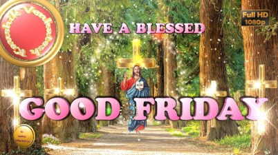 Greetings for Good Friday