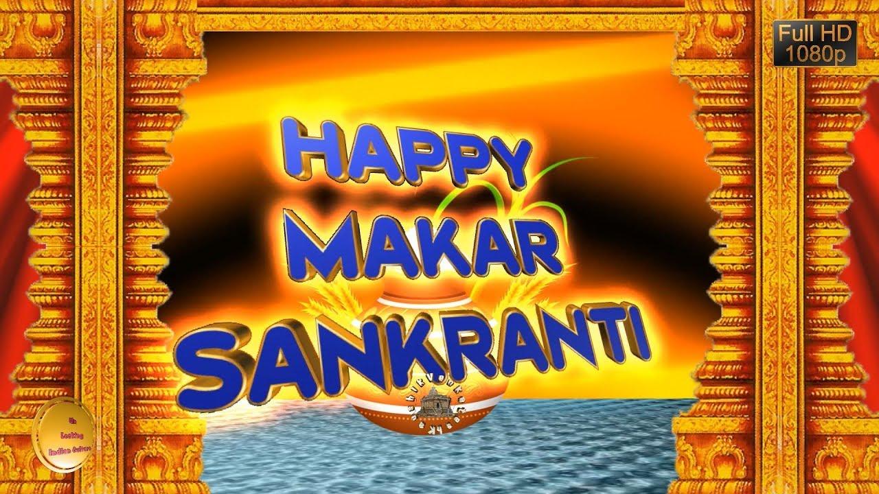 Greetings for Makar Sankranti