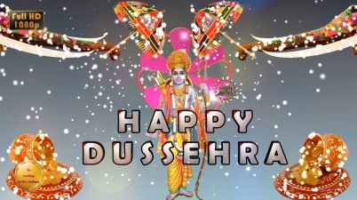 Greetings for Dussehra