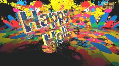 Greetings for Holi