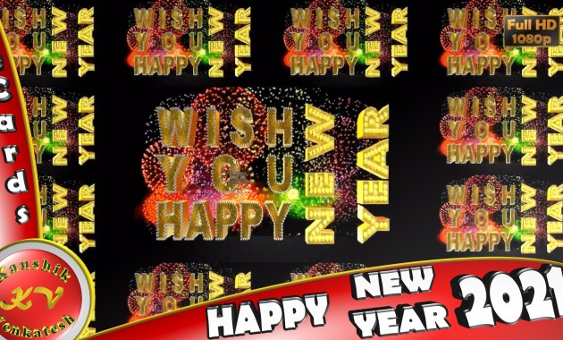 Greetings for New Year