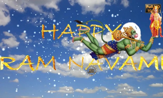 Greetings for Ram Navami