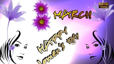 Greetings for Womens Day