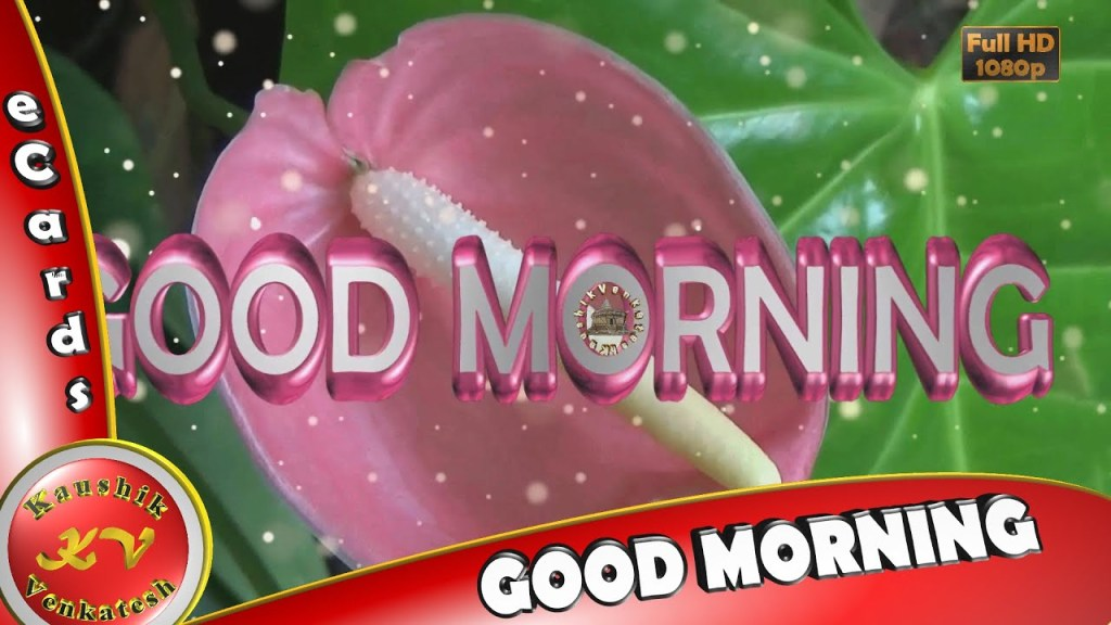 Greetings for every morning with quotes
