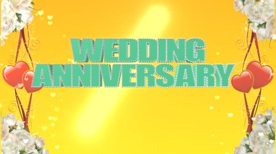 Greetings for Wedding Anniversary