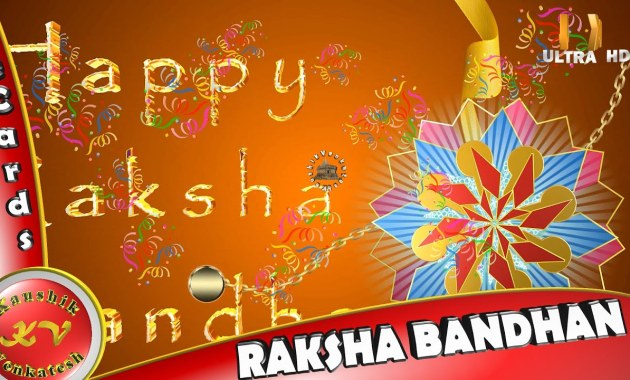 Greetings for Rakhi Festival.