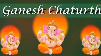 Greetings for Ganesha Festival