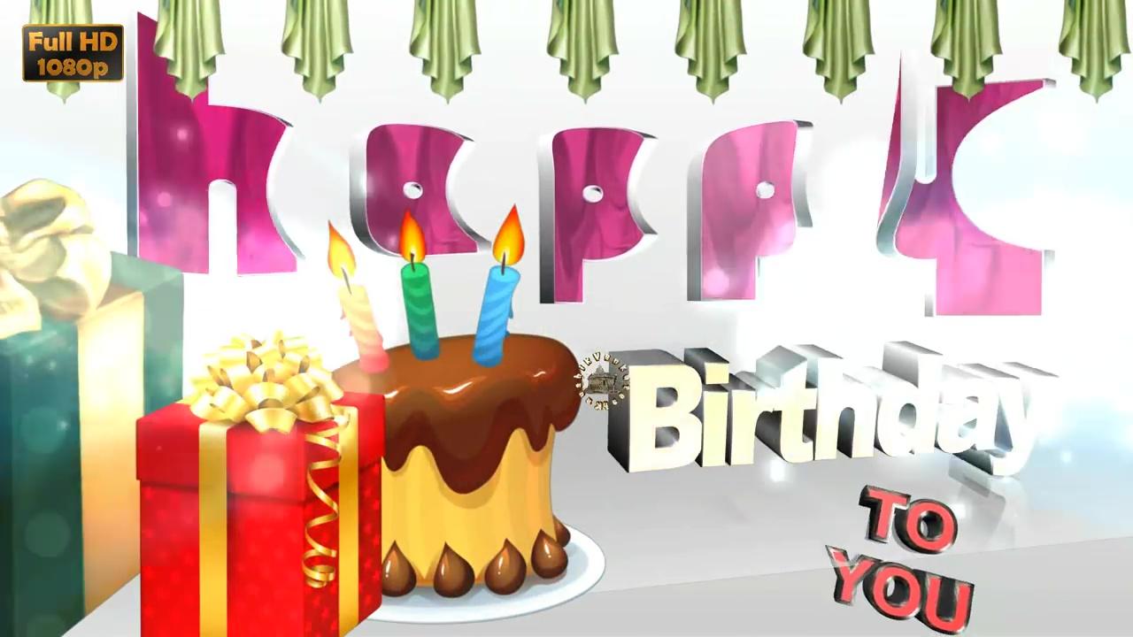 Image of Birthday Greetings