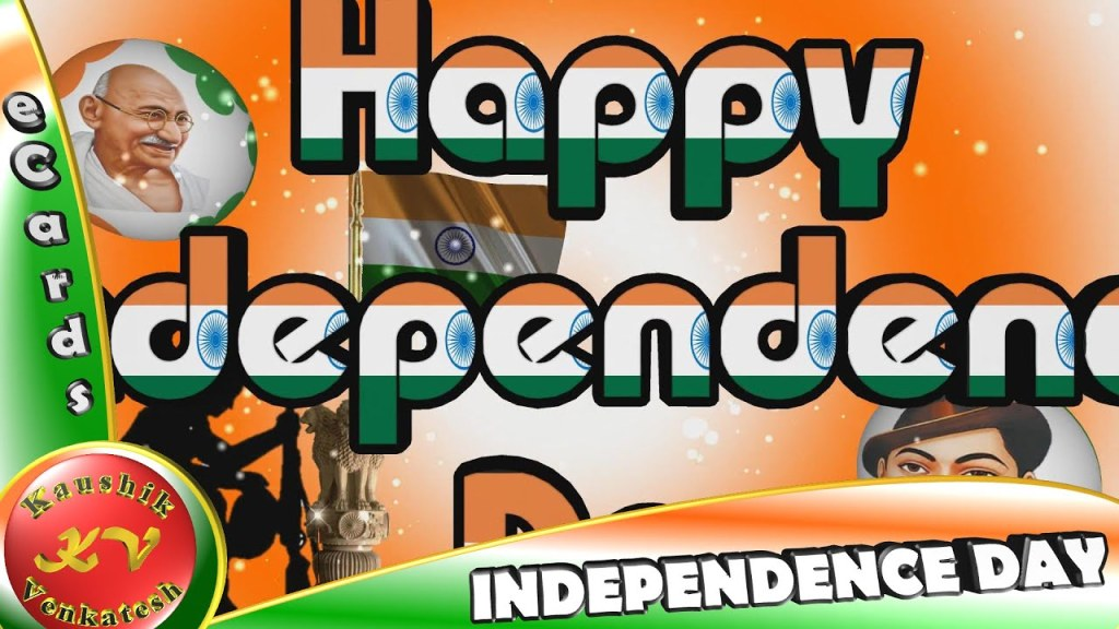 Greetings for Indian Independece Day