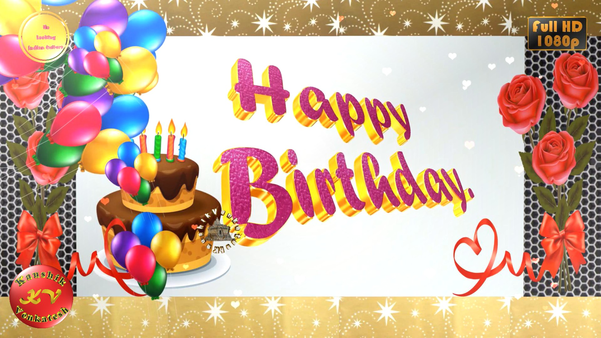 Greetings Image for the Birthday (Special Occasion).