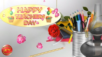 Greetings Image for September 5th (Teacher's Day)