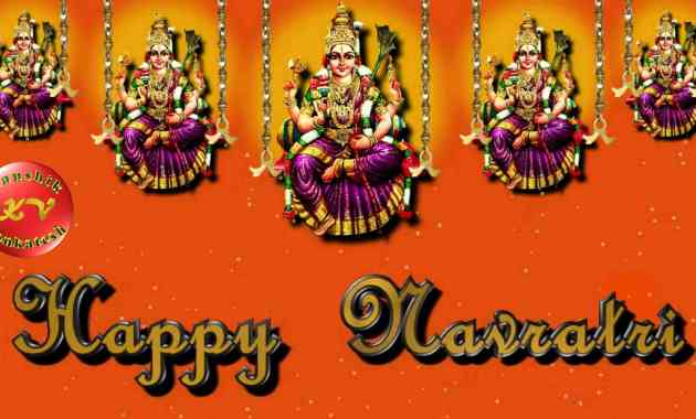 Happy Navratri HD Image