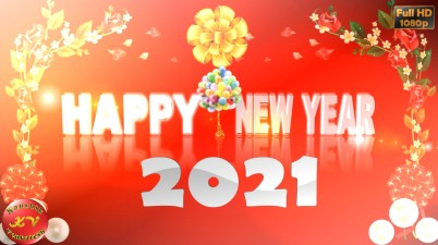 Greetings Image for Happy New Year 2021