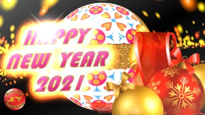 Video Greetings to wish your dear ones Happy New Year on the Special Occasion of New Year 2021 event.